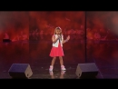 GIRL AT 9 YEARS SINGS AS ADULTS SINGER !! SUPER VOICE !! GOLDEN BUTTON !!