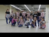 JAZZ-FUNK / Beginner / Evgeniya T