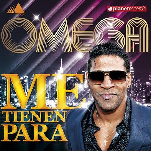 Omega альбом Me Tienen Para