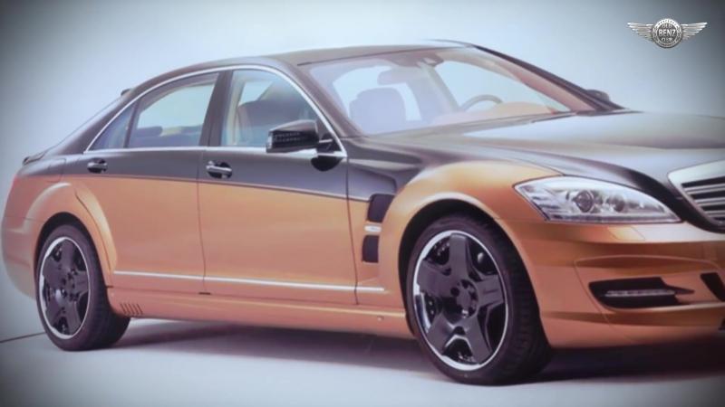 Lorinser S70 6.0 V12 Bi-Turbo based on Mercedes S 600 w221