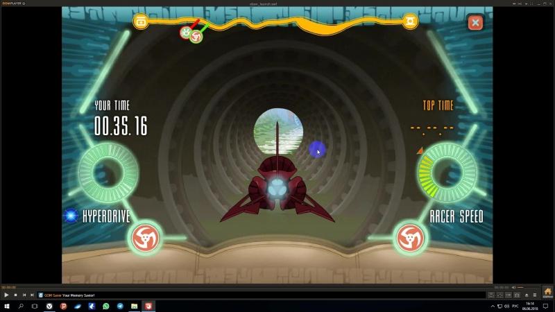 Oban star racers game (gameplay)