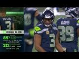 NFL 2017  Week 11   Atlanta Falcons at Seattle Seahawks