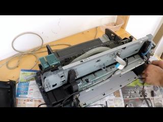 Что можно сделать из старого принтера (Полезные запчасти)-Useful parts from old printer