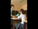 Что делает наш класс когда учителя нет. И когда учитель пришёл