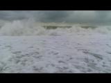 Пляж Ривьера, Сочи, 13 февраля