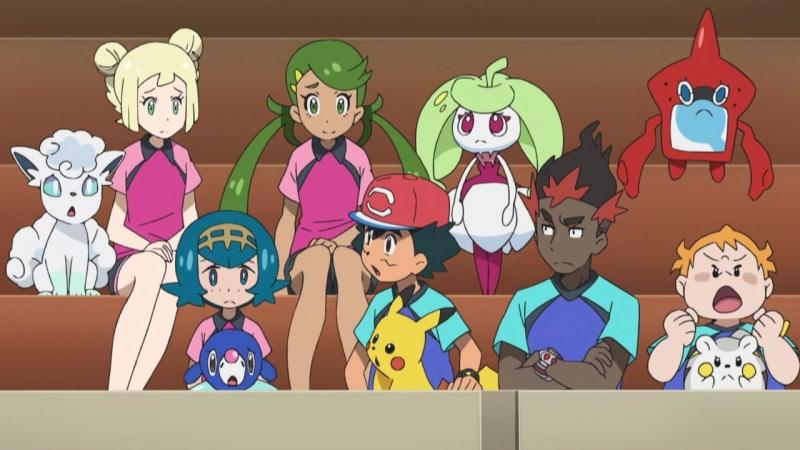 Pocket Monsters (Pokemon) Sun Moon 66 [RAW]