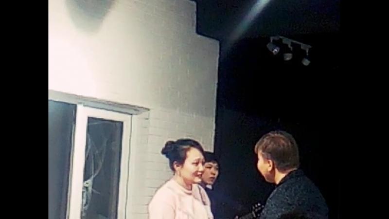 Almaty _misic teatry