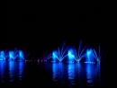Шоу поющие фонтаны в озере Абрау Краснодарский край (часть 3) 07.09.2017