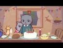 [AniPain] Hataraku Onii-san! / Батрачащие Кореша [12] Гамлетка Девятый