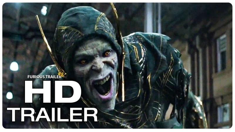 AVENGERS INFINITY WAR Extended Movie Clip Avengers Vs Black Order Fight Scene Trailer (2018)