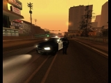 Police Dodge Charger with ELM