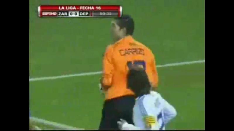 2010 01 03 Liga 16 Real Zaragoza Deportivo de la Coruña