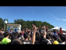 2016 10 01 AOMORI ROCK FESTIVAL'16 Club Kids Never Die FanCam