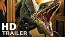 JURASSIC WORLD 2 FALLEN KINGDOM Isla Nublar Destroyed Trailer HD Chris Pratt, Jeff Goldblum
