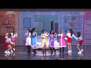 171229 Red Velvet Intro + Happily Ever After @  KBS Gayo Daechukje~