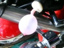 Поиск верхней мёртвой точки на Yamaha Dragstar 1100 clasik