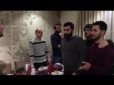 Просто нереально красиво! Гимн Украины в исполнении Грузинского хора.На очередном нашем ужине в Казахстане, неожиданно начал зву