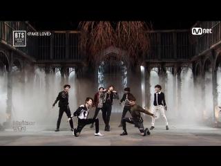 BTS (방탄소년단) - FAKE LOVE @BTS COMEBACK SHOW