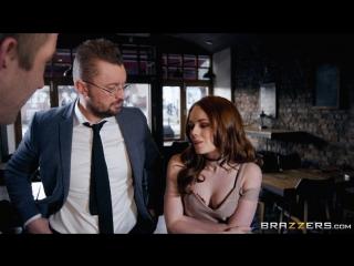 Ella hughes (sampling her goods)[2018, natural tits,redhead,sneaky,wife,work fantasies, 1080p]