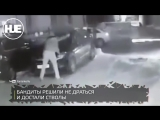 Бандиты устроили перестрелку на питерской парковке