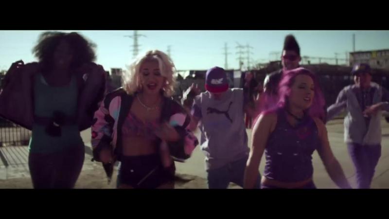 DJ Fresh ft. Rita Ora - Hot Right Now [Official Video]