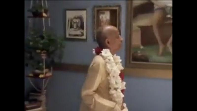 Джапа-медитация со Шрилой Прабхупадой _ ITV Productions _ Japa Meditation with S
