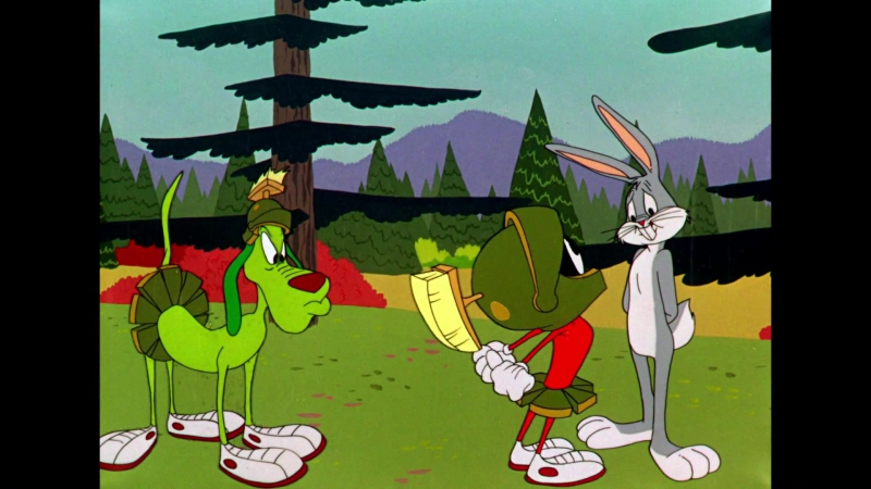 Торопливый кролик (перевод Пётр Гланц) 1080HD