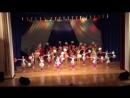 Виступ на всеукраїнському хореографічному конкурсі м.Луцьк