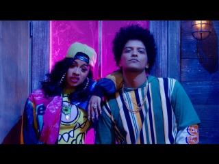 Премьера! Bruno Mars feat. Cardi - Finesse (Remix) (04.01.2018) ft