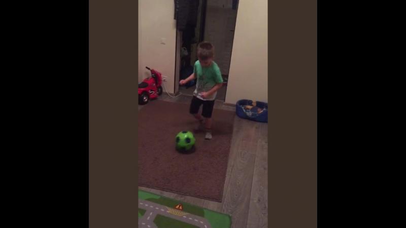 Ведение мяча - Бутово Парк - Гриднев Александр