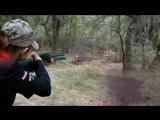 13-летняя девочка стреляет лучше многих взрослых