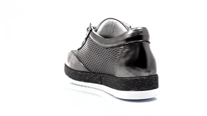 Кожаные туфли 20769 _ Бренд Alpino 2018
