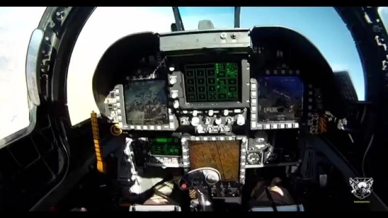 F/A 18 Hornet Flight