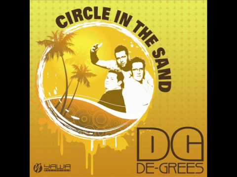 DE GREES CIRCLE IN THE SAND TI MO MIX