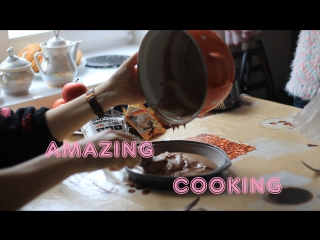 Amazing cooking
