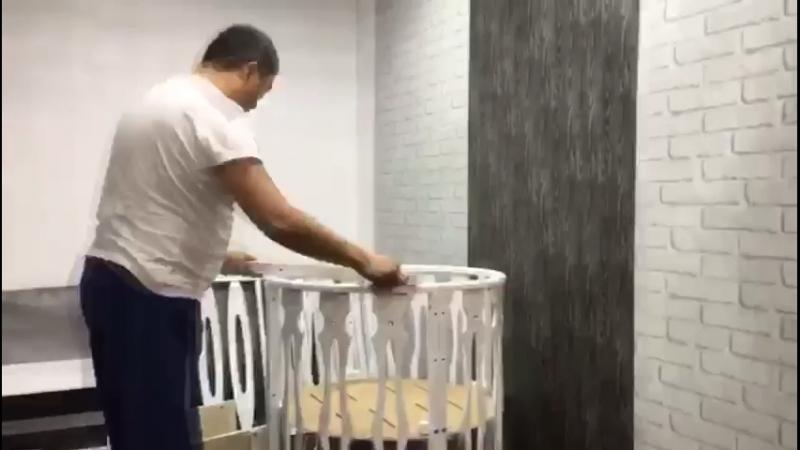 Сборка маятника