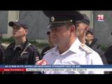 В воинской части Нацгвардии приняли присягу 76 крымчан