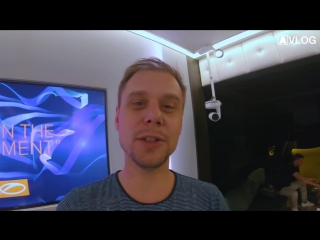 Armin VLOG #34 New Week, New Friends