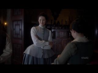 "Outlander   3x08 ""first wife""   sneek peek #1 [rus sub]"