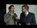 Ричард Ранкин интервью на шотландской BAFTA rus sub