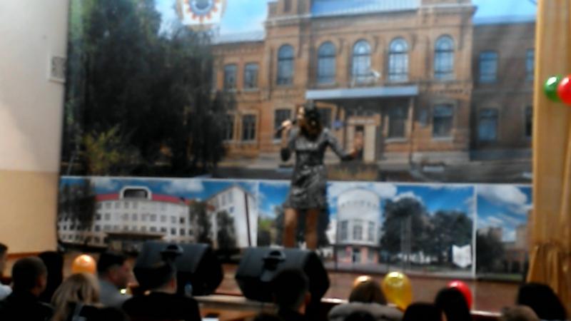 Настя Ерёменко Алло мы ищем таланты ЛНУ им Т Шевченка