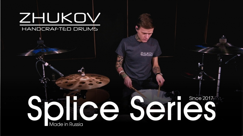 Zhukov Handcrafted Drums Splice series Review