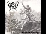 Grom Sunwheel - Beastial Onslaught _ Prophecies Of The Aryan Moon FULL ALBUM