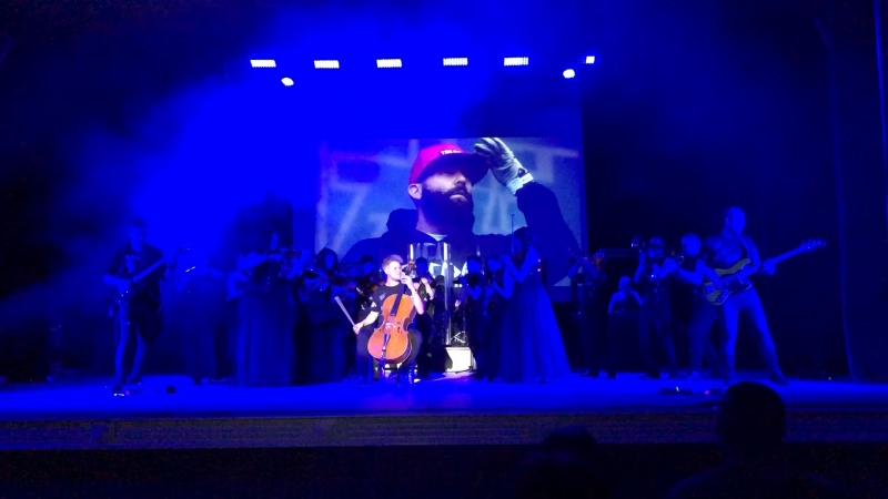 Concord Orchestra Behind Blue eyes Live (cover Limp Bizkit)