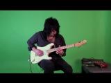Joe Stump in Studio
