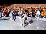 Female MUD Wrestling River Run Laugh line: Turkish HardyBoy
