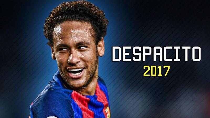 Neymar 2017 - Despacito • Skills Goals | HD