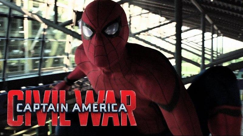 Marvel Studios' Civil War Movie Clip   HD