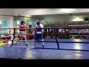 Логинов Константин 2 бой 2 раунд Бокс 18.03.18