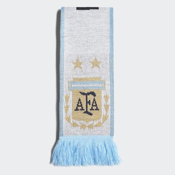 Шарф для болельщика сборной Аргентины